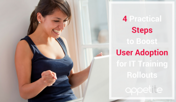4 practical steps to boost user adoption